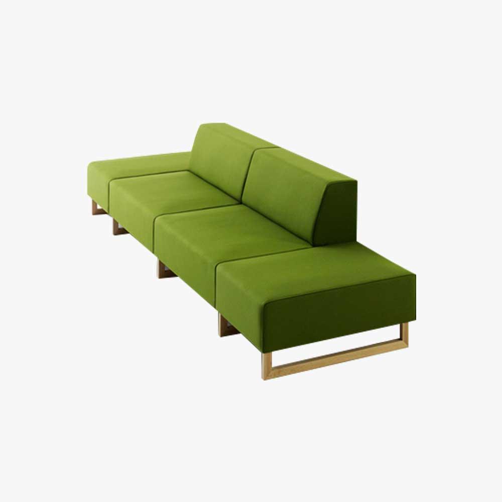 Zoey Seat Waiting Area Sofa Wt Sf 05